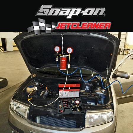 Jet cleaner Snap-on